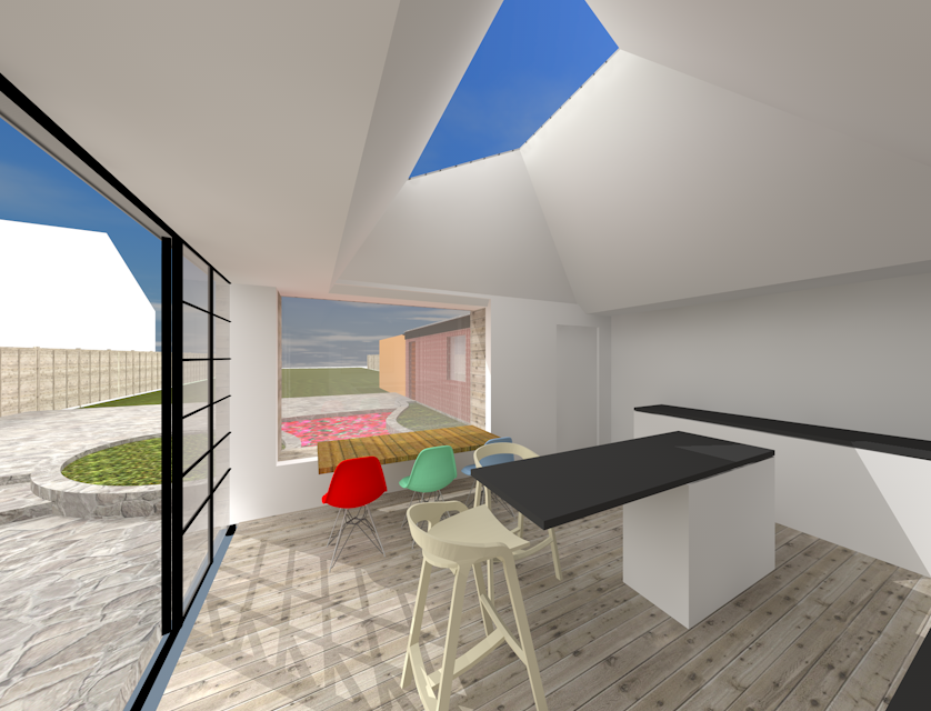 CGI contemporary extension